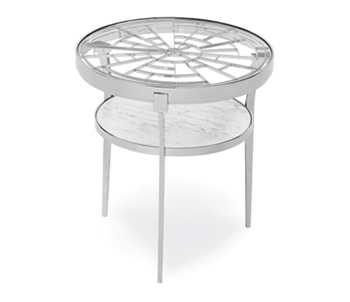 Kaleidescope Side Table