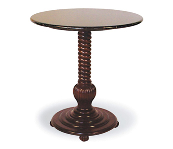 Spiral Neck Table